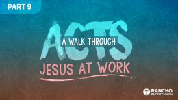 Acts | Part 9: Peter's Powerful Preaching (Part 3)